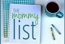 Motherhood :: Encouragement and Inspiration / All the good stuff to encourage you in your motherhood journey. / by Kayse Pratt