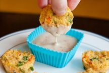 Recipes :: Appetizers and Snacks / The best appetizers and snacks! / by Kayse Pratt