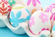 EASTER BRIGHTS / Ideas for Easter