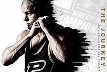Purdue Wrestling / by Purdue Athletics