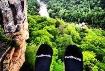 Swiftwick Around the World / Where will your feet take you?