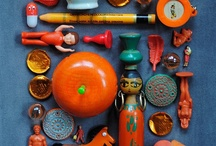 Artfully organized {collections & props} / enough to please all the OCD's that are aesthetically inclined!