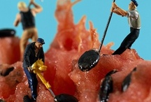 Miniatures {Ab Fab} / the irresistible world of smalls / by Samar Younes