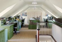 small workspaces / by Parkside Prints