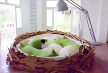Magnificently creative {bed ideas} / by Samar Younes