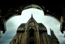 Hogwarts, puerco verrugoso Hogwarts ♪ ♫