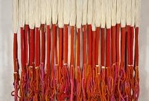 High texture {textiles, fibers, etc.} / by Samar Younes