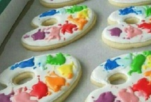 Hobbies/Entertainment Decorated Cookies / by Martha Lander