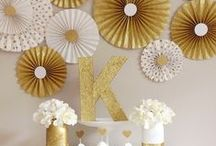 Charmingly Kristin Parties / Designed and Created by Kristin