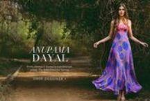 Anupama Dayal | Shop Designer / Pretty dresses and kurtas in kaleidoscopic prints. The Boho trend for Spring.