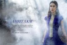 Amrita KM | Shop Designer Wear / Suits, jackets and more in candy hues for your festive moments.