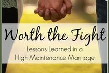 Marriage :: Encouragement / Encouragement to build a strong marriage. / by Kayse Pratt