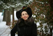 How to Wear Vintage Hats / Style inspiration for outfits involving vintage and vintage-style hats of all kinds