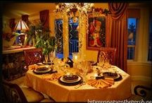 Seasonal & Holiday Tablescapes / by Martha Lander