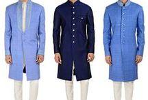 Rohit Bal | Shop Designer Wear. / Divine Designs Stunning Indian silhouettes reflecting the designer's signature aesthetics.