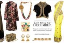 Best Of December / The party is not over yet! All new must-haves for every wardrobe.