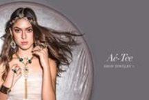 Aé-Teē | Shop  Jewelry. / Shining Moments  An abundance of gemstones and crystals.