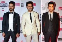 Awards / Ensembles by your favorite designers, worn by various celebrities!