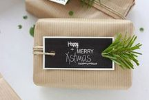 Craft - Gift Wrapping / Wrapping know-how and tips