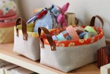 Craft - Bags / Bags of all shapes and sizes, for travel, storage and more.