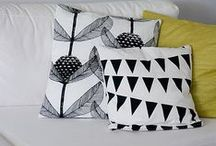 Soft Furnishings - Cushions and Pillows / Add a soft touch to your home with cushions and pillows