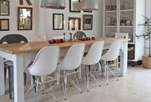 Home - Dining Room / Entertain and eat in style.