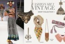 Fashionably Vintage / You will love this vintage inspired collection.
