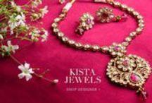 Kista | Shop Jewelry / Golden Treasures Golden jewelry pieces set in stones, beads and pearls.
