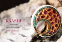 Kaashi | Shop Jewelry / A Touch of Sparkle. These exquisitely adorned jewelry pieces capture the celebratory spirit.