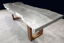 FURNITURE | TABLES / #furnituredesign #diningtable #sidetable #coffetable #cocktailtable #furniture