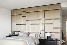 CONCEPT | HEADBOARDS / #hotelbedding #headboards #bedding #beddesigns