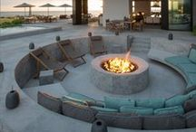 OUTDOOR | CONCEPT / #outdoorliving #outdoordesign #settingthemood #ambiance #atmosphere