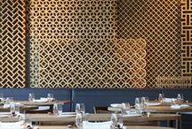 CONCEPT | WALLS / #accentwalls #eyecatcher #focalpoint #designdetails #interiordesign #allinthedetails #walldesigns #wallswithlighting #wallwithtexture #wallswithartinstallations #wallswithcharacter