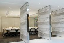 SPACES | THE CONFERENCE / #meetingrooms #boardroom #conferencecall