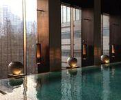 OUTDOOR | POOLS / #indoorswimming #swimmingpools