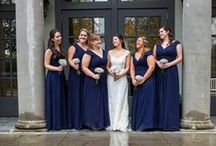 Wonderful Wedding Party / Inspo for color palletes between boys and girls outfits on your wedding day.