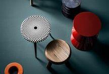 FURNITURE | STOOLS / #sidetable #stools #homeaccents #interiordesign