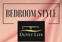 Bedroom Style / Bedroom decoration ideas