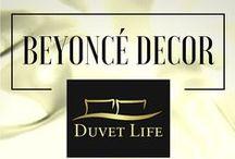 Beyoncé Decoration / Beyoncé Bedroom Style
