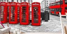 VINILOS LONDRES DECORATIVOS / Una selección de vinilos decorativos de la ciudad de Londres, con elementos icónicos como banderas, la Tower Bridge, el Big Ben, las famosas cabinas de teléfono de Londres o los característicos autobuses rojos de dos pisos londinenses.