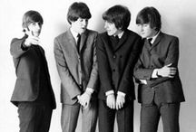 The Only Band That Matters / Words cannot describe how much I love the Beatles. Maybe these images will help. / by Katie M
