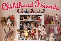 Simply Dolls / I have all my life had a fondness for dolls. / by Shelley Turner Baker