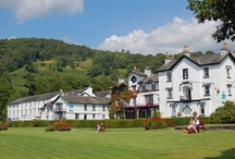 Low Wood Bay / 4 star hotel with leisure club and watersports centre on the shores of Lake Windermere. / by English Lakes
