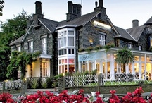 Waterhead / 4 star town house hotel on the shores of Lake Windermere near Ambleside. / by English Lakes