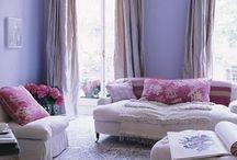Fabulous Interiors / by Ellen De Lenclos