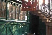 Fabulous Restaurants and Bars / by Ellen De Lenclos