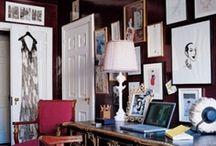 Fabulous Home offices / by Ellen De Lenclos