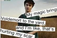 Harry Potter / by Kelly Voyles