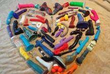 Fun With Sex Toys / Sex toys + creativity / by Lovehoney