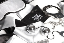 Fifty Shades of Kinky / Sex toys & lingerie inspired by Fifty Shades of Grey. / by Lovehoney